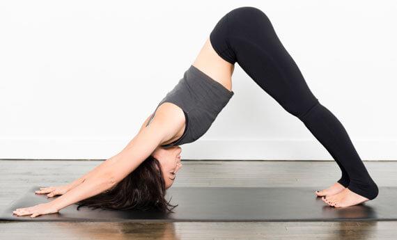 yoga-posizione del cane