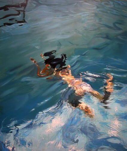 La ragazza dell'acqua